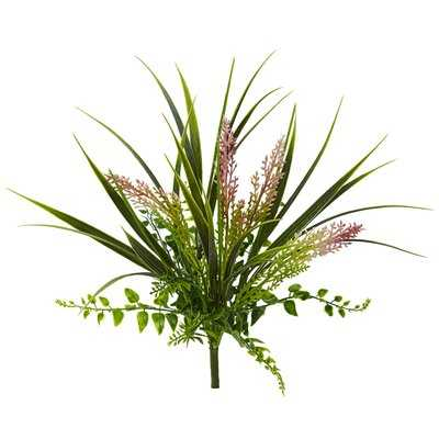 Grass and Fern Floor Foliage Grass - Wayfair