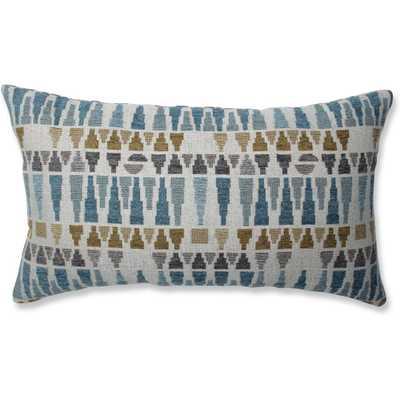 Sky Lumbar Throw Pillow Blue - Pillow Perfect - Target