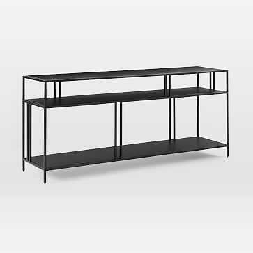 "Profile Media Console 55"" - West Elm"