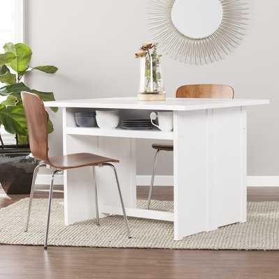 Washam Convertible  Dining Table - Wayfair