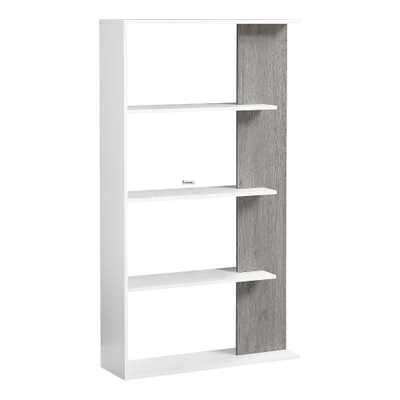 Bookcase Gray & White 16 - EveryRoom - Target