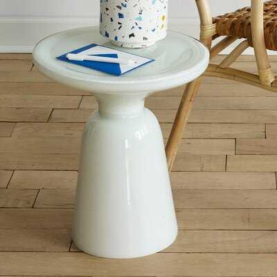 Venezia End Table - Wayfair