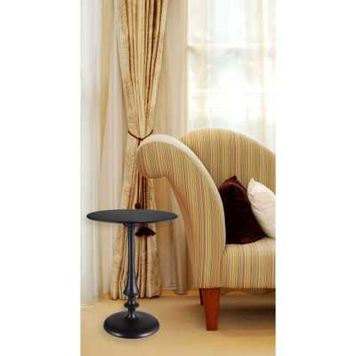 Roseclif Bronze End Table - Home Depot