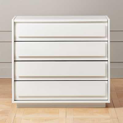 Gallery White Jewelry Storage Cabinet - CB2