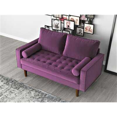 Amber Loveseat - Wayfair