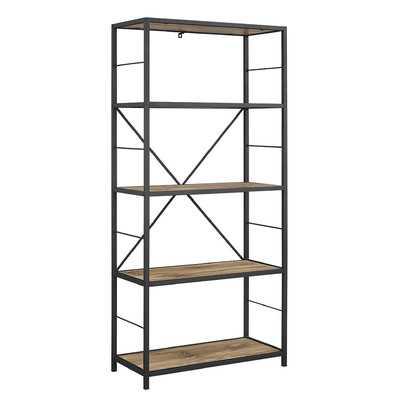 Bowdoin Etagere Bookcase - Wayfair