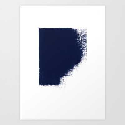 minimal 1 Art Print - Large by Patternization - Society6