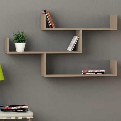 Mckenny Modern Wall Shelf - Wayfair