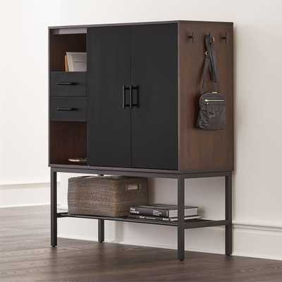 Tatum Entryway Shoe Storage Cabinet - Crate and Barrel