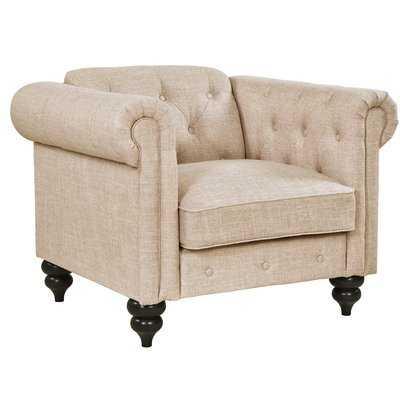 Hulsey Charlton Home Chesterfield Chair - Wayfair