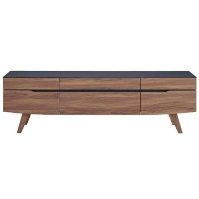 Matte TV Stand for TVs up to 70 - Wayfair