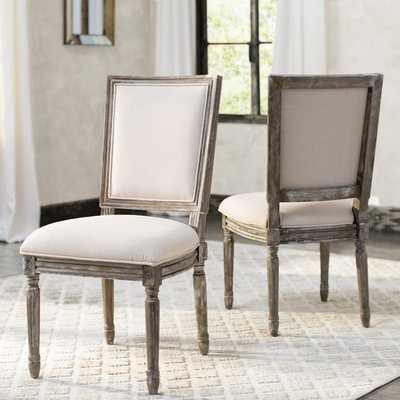 Stalvey Upholstered Dining Chair - Birch Lane