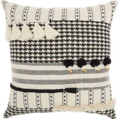 Criswell Cotton Throw Pillow - Wayfair