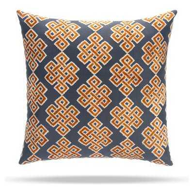Odonnell Square Cotton Throw Pillow - Wayfair