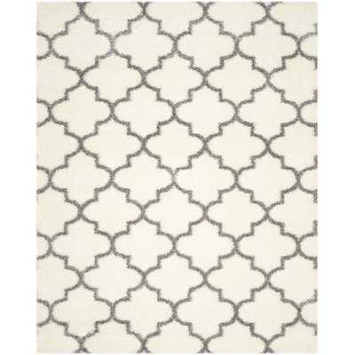 Bingham Beige/Gray Indoor Area Rug - Wayfair