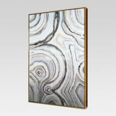 "Geode Framed High Gloss Canvas 40""x25"" - Project 62 - Target"