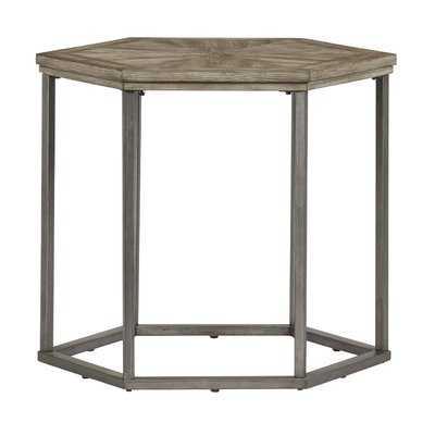 Schumaker End Table - Wayfair