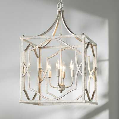 Goodwin 4-Light Lantern Pendant - Birch Lane