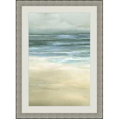 'Sea II' Framed Painting Print - Wayfair
