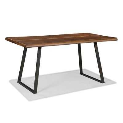Live Edge Solid Wood Dining Table - AllModern