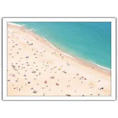 """Beach Please V"""" Framed Photographic Print - Wayfair"""