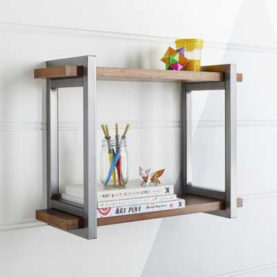 In the Mix Industrial Shelf - Crate and Barrel