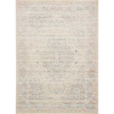 Kensington Dark Gray 9 ft. x 12 ft. Area Rug - Home Depot