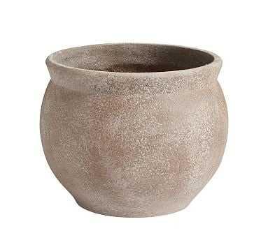 Azina Planter, Medium - Pottery Barn