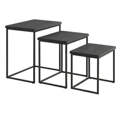 Norma 3 Piece Nesting Tables - Wayfair