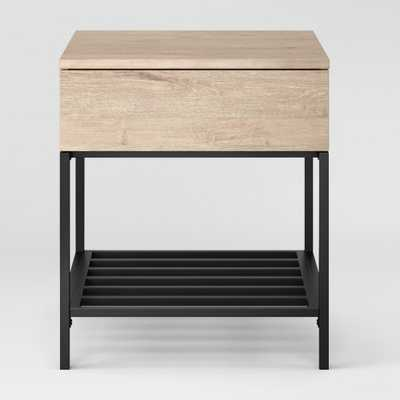Loring End Table Vintage Oak - Project 62 - Target