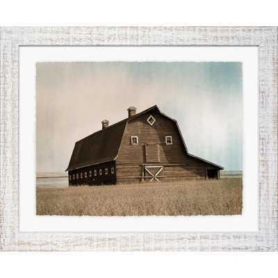 'Farmhouse' Framed Print I - Wayfair