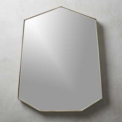 Shield Wall Mirror - CB2