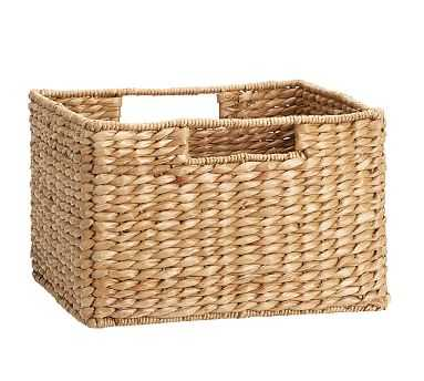 Savannah Large Utility Basket - Pottery Barn