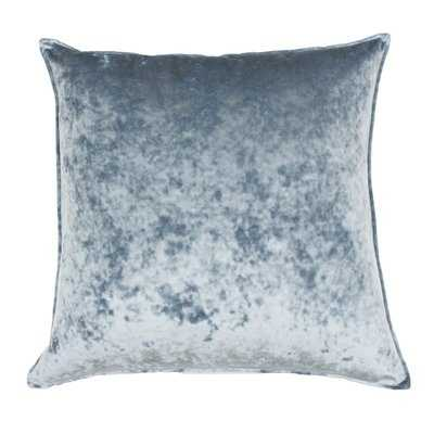 Cia Velvet Throw Pillow - Wayfair