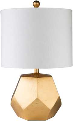 Fielding 13 x 13 x 21.5 Table Lamp - Neva Home