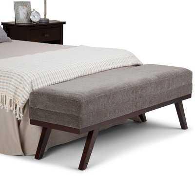 Hansel Upholstered Bench - Wayfair