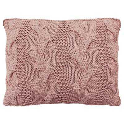 Heath Decorative Cotton Lumbar Pillow - Wayfair