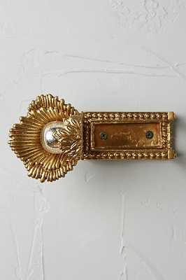 Laurel Tieback - Antique Brass - Anthropologie