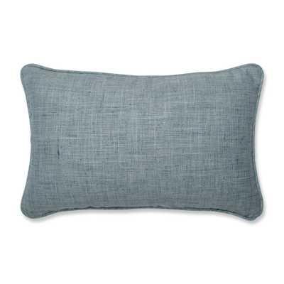 Speedy Lagoon Lumbar Throw Pillow Blue - Pillow Perfect - Target