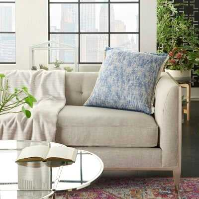 Natal Solid Cotton Throw Pillow - Wayfair
