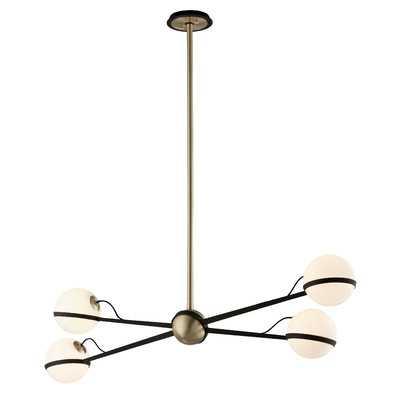 Westerlund 4-Light Sputnik Chandelier - Wayfair