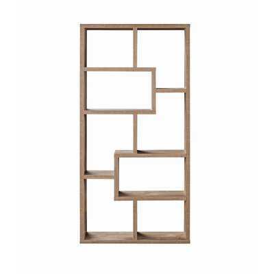 Case Habra Standard Bookcase - Wayfair