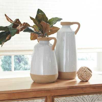 Altenburg Vase (Set of 2) - Wayfair