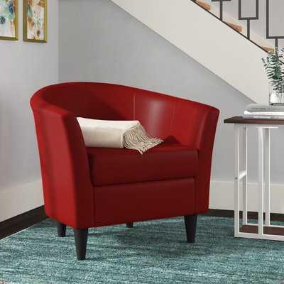 Gaynell Barrel Chair - Wayfair