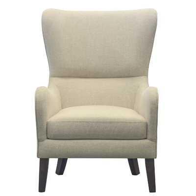 Demi Mid-century Wingback Chair - Wayfair