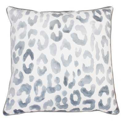 Spurgeon Cheetah Throw Pillow - Wayfair