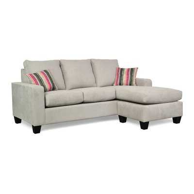 Morpheus Reversible Sectional with Ottoman - Wayfair