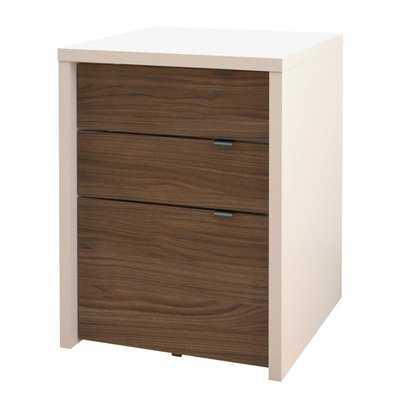 Billy 3-Drawer Vertical Filing Cabinet - Wayfair