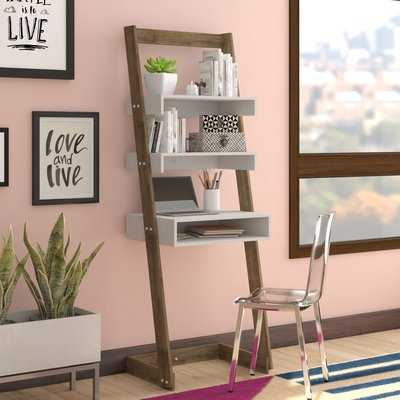 Hayley Leaning/Ladder Desk - Wayfair