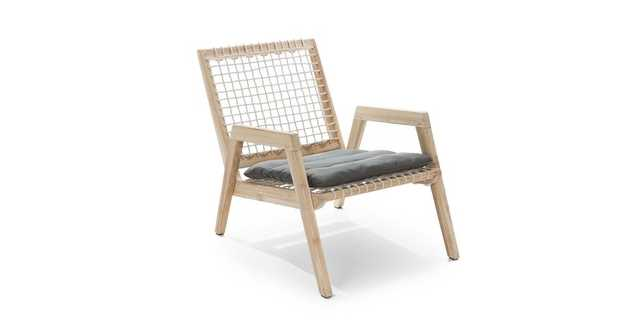 Teaka Lounge Chair - Article